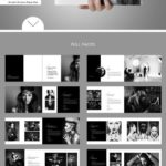 Portfolio / photo book by tujuhbenua on Creative Market - #auf #creativemarket # ...