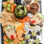 Instead of tons of  candy, you can make these easy Halloween snack ideas that yo...