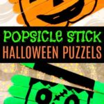 Looking for a fun, DiY Halloween craft for kids to make? Click now for a cheap, ...