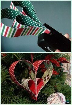 Diy paper Christmas decorations Elegant Christmas products