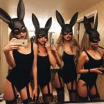Last minute Halloween costume ideas for women - bunny