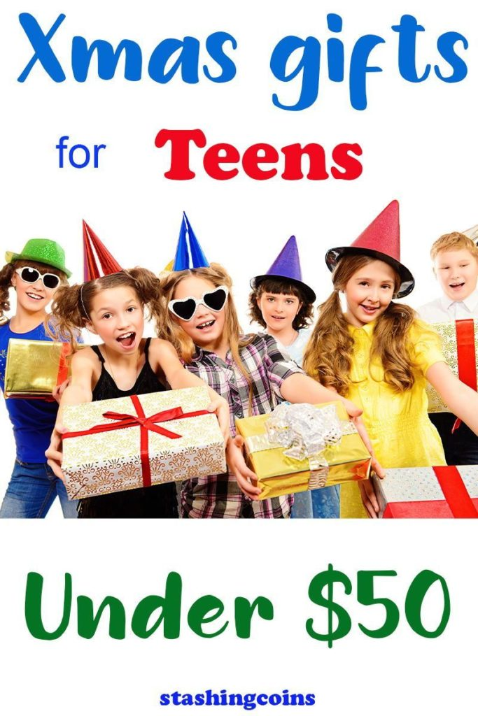 Holiday Gift Ideas Under $50 For Dad & Teens