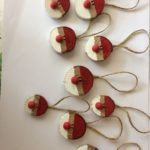 Advent decoration, gift packaging idea, Christmas decoration idea - Christmas ...