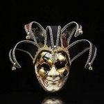 Halloween Mask Women Party Mask Masks Party Supplies Masquerade Mask Christmas H...