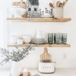 "Bedrosians Tile and Stone on Instagram: ""The kitchen shelves are decorative ..."