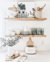 """Bedrosians Tile and Stone on Instagram: """"The kitchen shelves are decorative ..."""