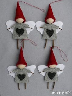 German decoration page for Christmas ...