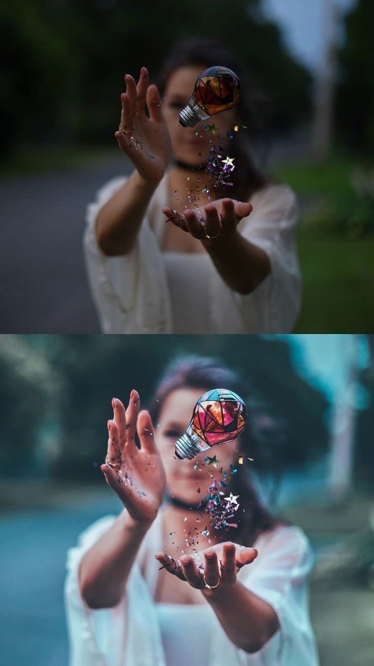 Photography tricks. Imaginative photo techniques do not have to ... #imaginative ...