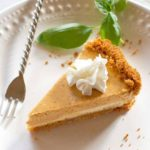 Double Layer Pumpkin Cheesecake - The Girl Who Ate Everything
