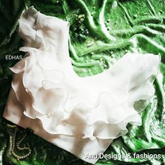 EDHAS- every dress has a story!! Designer boutique in MVP colony Contact us - 08...