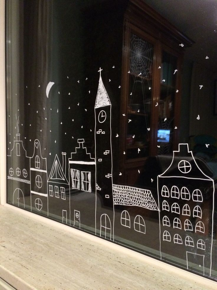 Legend Christmas Top 5 DIY Christmas Decoration Ideas - #DIY #window decorating ...