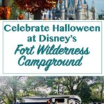 See why you should celebrate halloween at Walt Disney World's Fort Wildernes...