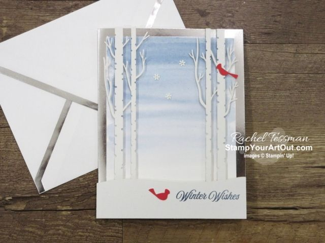Paper Pumpkin October 2019 Winter Woods – Alternate Ideas