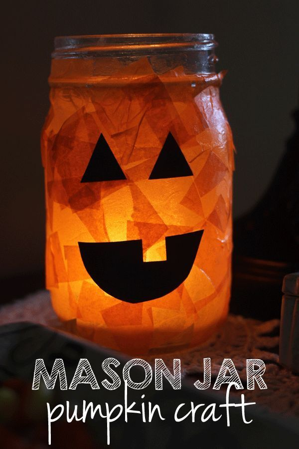 Halloween crafts: DIY scary-glass #DIY #Halloween #crafts