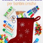 How to fill the Befana stocking to creative children