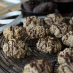 Cinnamon oatmeal cookies - simple, fast and delicious