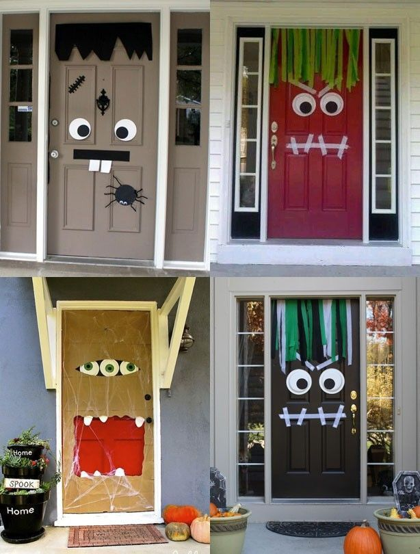 Do you like Halloween? Have you ever tried to create your own Halloween decoration?
