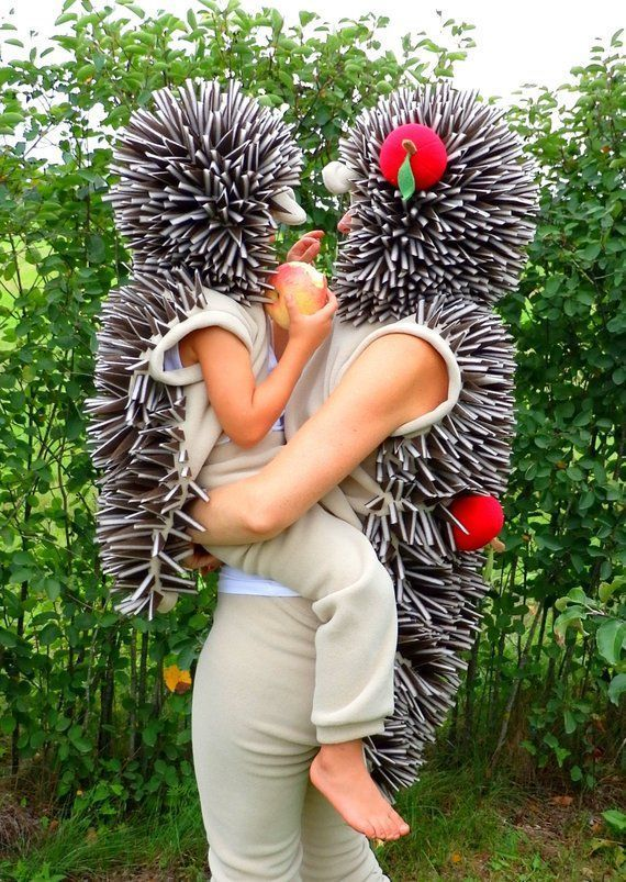 Inspiration & Accessories: Make a hedgehog costume yourself at Carnival, Halloween & ...