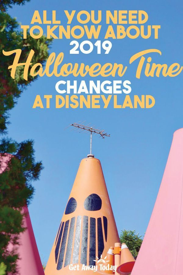 Disneyland Changes for Halloween 2019 - Here's all you need to know about #Micke...