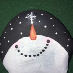 Super Cute DIY Christmas Crafts For Kids To Make – Painted Rocks