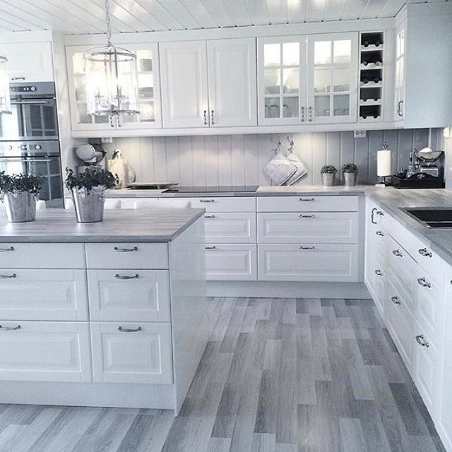 White Kitchen Ideas - White cooking areas are timeless. They're brilliant, clean...