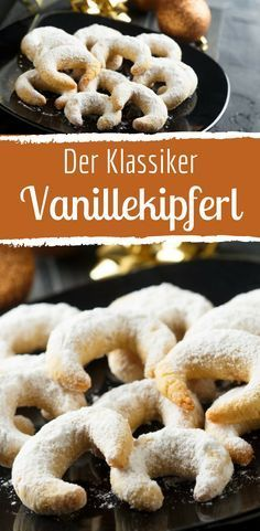 Simple recipe for classic vanilla biscuits