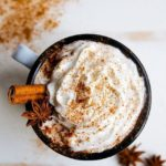 Delicious coffee creation - autumn time - #autumn time #coffee creation #leckere