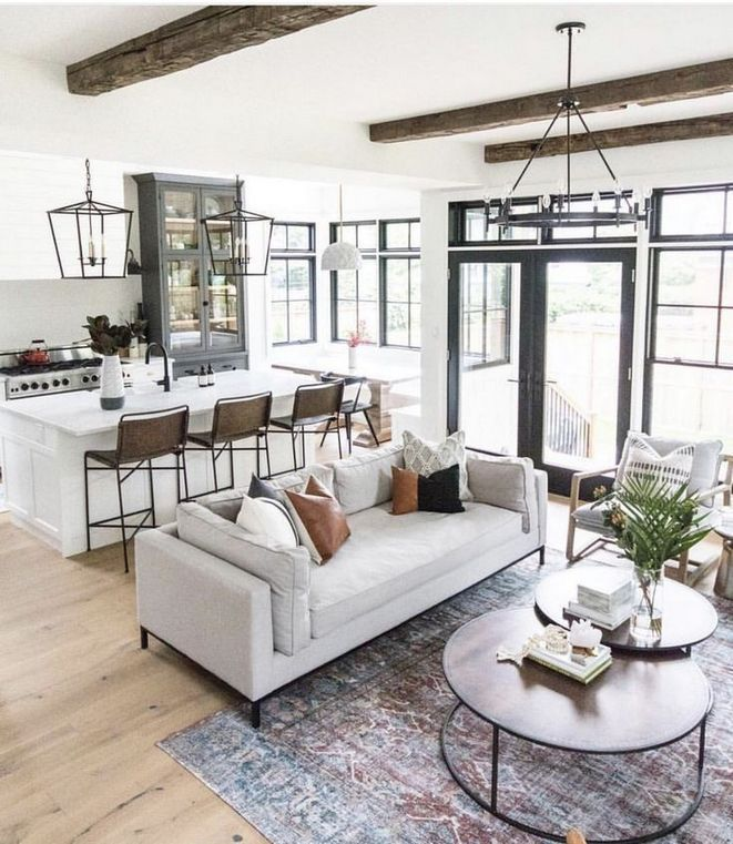 20+ What the In Crowd doesn't tell you about the living ideas Living Room Open Con ...