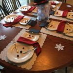 45 adorable snowman DIY ideas for christmas decoration - #Adorable #DIY #for ...