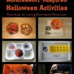 25+ Montessori-inspired Halloween activities (many of the activities are very si...