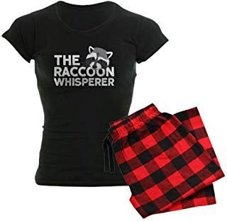 CafePress The Raccoon Whisperer Women's PJs -- Check this awesome product by goi...