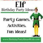 Fun ideas for a Buddy the Elf party!   Fun and easy games, activities and more f...