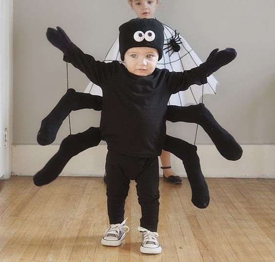 Spider Costume - Carnival and Carnival Costumes