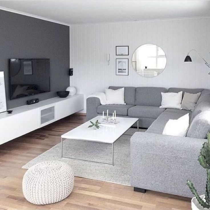 # apartments # on # ideas #Living room #grey #your