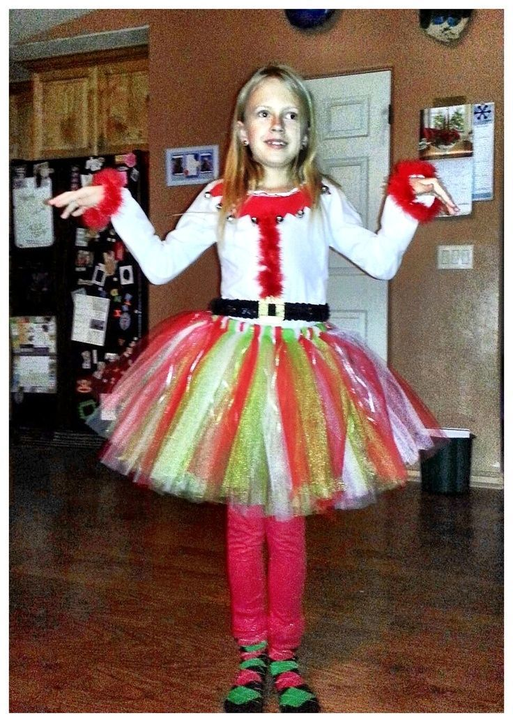 diy elf outfits for women | Homemade Elf costume for a ...