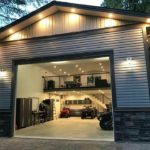 40 The best free-standing garage model for your wonderful house