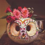 Carving Pumpkin - Carving Jack-O-Lanterns - Ideas for Halloween - Owl