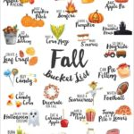 We've combined our favorite ideas into this FREE Fall Bucket List which you can ...