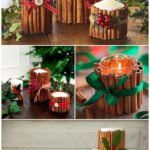 10+ super light craft ideas for Christmas - you have to try them