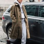 Street style at Milan Fall Winter 2018 2019 Fashion Week