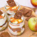 Apple and caramel dessert - recipe