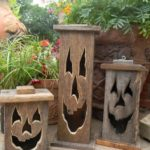 NEW for the fall! Jack-O-Lantern hand carved from old wood barn. Buy S ...