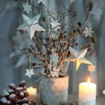 DIY: Creative Christmas decoration with stars #creative #stars # christmas decoration