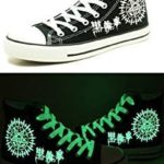 Telacos Black Butler Kuroshitsuji Anime Logo Cosplay Shoes Canvas Shoes Sneakers...