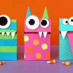 This idea for the party presents for children's birthday we find absolutely charming ...