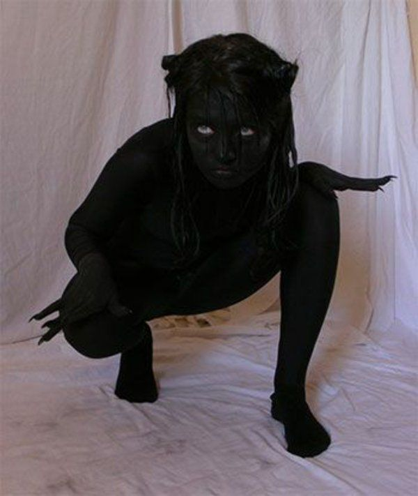 great Halloween costumes in black carnival costumes