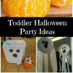 Toddler Halloween Party Ideas. Throw a kids #halloween party with games, crafts ...
