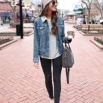 54 university outfits you want to steal this fall #Women's Fashion # #Fr ...