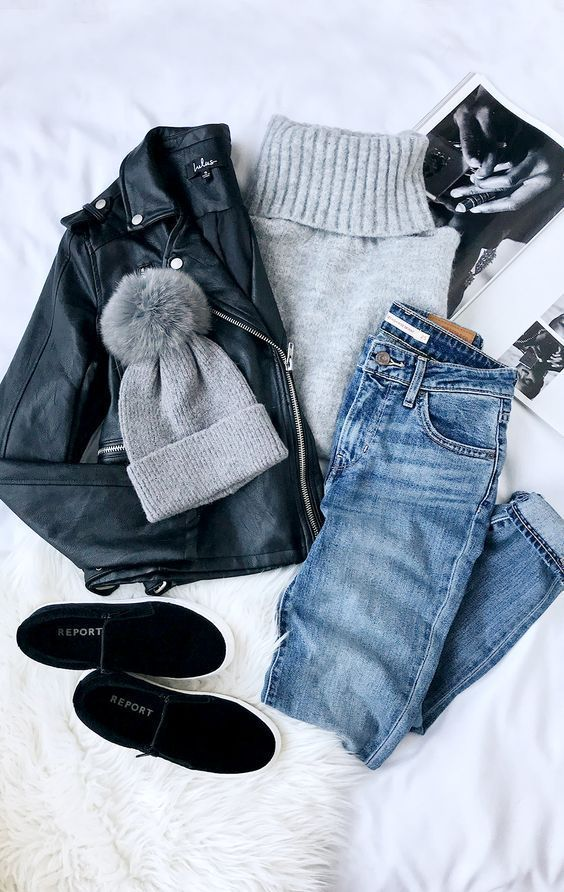 Check out the fashion trends for the 2018/2019 winter season. We love the ....