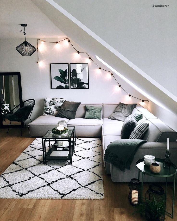 ◊Carpet trend with Moroccan roots! ◊ Also in this living room you can ...